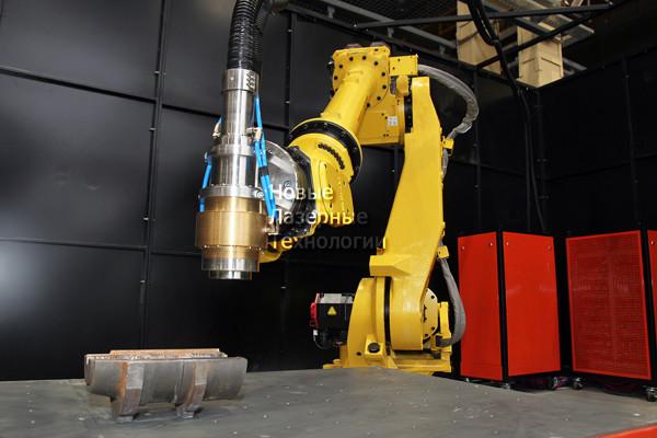 Робот для закалки металла СВАРОГ-1