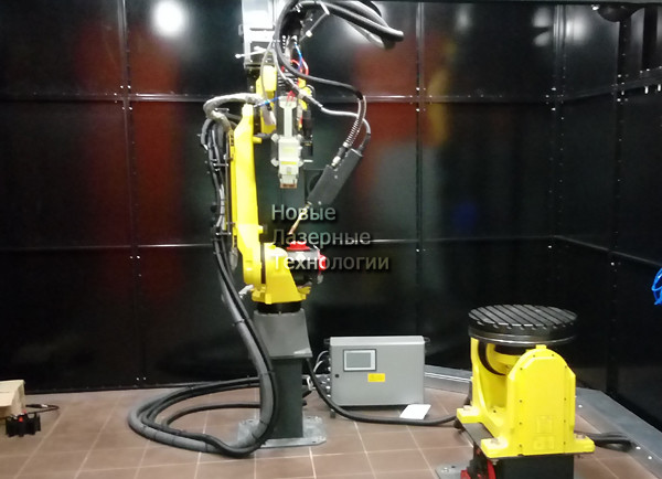 Робот для сварки и резки металла СВАРОГ-3